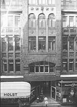 Sitz des Instituts für Phonetik Juli´71-´72, Dänische Str.15, Kiel